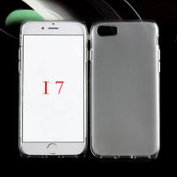 Electronic Accessory pudding Soft Gel TPU Back Cover Phone Case for iphone 7