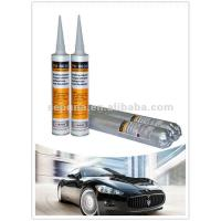 Quality polyurethane windshield adhesive for sale