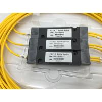 Quality 1XN PLC Splitter optical distributor Low insertion loss and high uniform for EPON Ethernet passive optical network for sale
