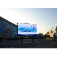 China HD Digital Outdoor LED Sign PH20 Static Constant Current 1R1G1B on sale