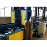 Buy cheap Transformer Industry Automatic Spot Welding Machine For Corrugated Sheet from wholesalers