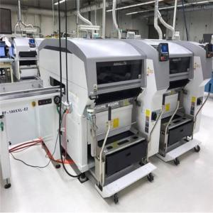 China 26000 CPH AIMEX IIS-Fuji Flexible Placement Machine 8mm feeders on sale