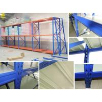 China Storage Heavy Duty Metal Shelving , Colorful Heavy Duty Cantilever Racks on sale