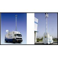 Buy High Performance Pneumatic Telescopic Mast Mobile Telescopic Antenna Mast at wholesale prices