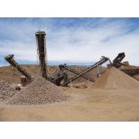 Quality High Capacity Sand Production Line for sale
