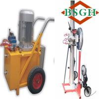 Buy cheap High-tech BS-70AM Durable hydraulic automatic used wire saw for concrete rock from wholesalers