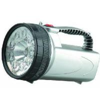 Buy cheap Cordless 9 LEDs Spotlight with Adjustable Handle from wholesalers