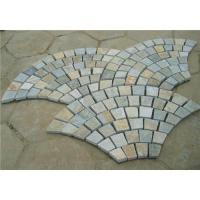 Buy cheap Meshed slate paver product