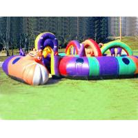 Quality Child Amusement Games, Inflatable Tunnel Maze With N Arch for sale