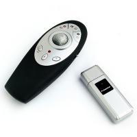 China 4 In 1 Crystal Wireless Mouse Presenter For ppt laser pointer with gif box from grgheadsets.aliexpress.com on sale