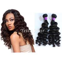 Quality Loose Curly Wet and Wavy Weave Peruvian Virgin Human Hair 12'' - 30'' Available for sale