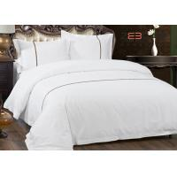 Buy cheap Hotel Textile Products Hotel Bed Linen / Hotel Bedding Sets King Different Color product