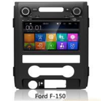 China Touch Screen Car Dvd Player For F150 / Dual Core Andro / Expedition / Five Hundreds / Must on sale