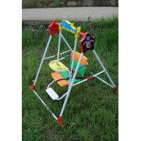 Quality 2012 Luxury Foldable Children Swing with Foot Stand,Music for sale
