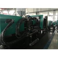 Buy cheap Auotomatic Lubricant Plastic Basket Making Machine 320T 170 R / Min Screw Speed product
