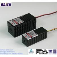 China Customized FDA Certify 532nm 200mw DPSS Green Laser Module with TEC Cooler&TTL Modulation on sale