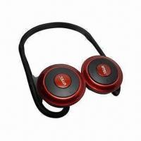 Quality Bluetooth V2.1 + EDR Headphones with 10m Working Range and >8-hour Talking Time for sale
