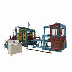 Quality QTJ4-25B Concrete brick forming machine for sale