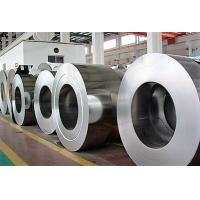 Buy 0.3 - 3.0mm Thickness Stainless Steel Strip Stock , SUS301 Stainless SteelCoil at wholesale prices