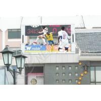 Quality Waterproof P10 Outdoor LED Signs / High brightness LED Display for billboard for sale