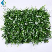 Mall Decoration Faux Vertical Garden Customized Design 5-10 Years Lifetime for sale