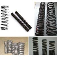 Quality High Precision Natural Color  Industrial Compression Springs Heat Resistance for sale