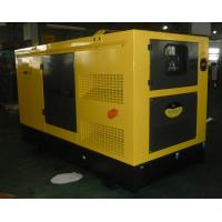 Quality 15KW Silent Marine Emergency Generator with 4 Cylinders engine for sale