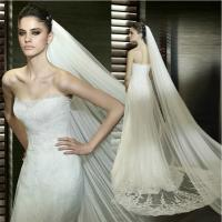 Quality Sleeveless Halter mermaid Sweetheart Lace Wedding Dress with cathedral train for sale