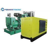 Quality Water Cooled 250KVA 200KW Cummins Engine Generator ELECTIC Governor for sale