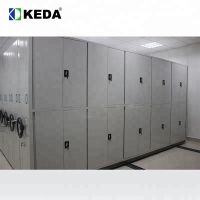 Quality Keda ISO14001 Steel Book Cupboard For Library for sale