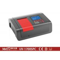Buy cheap Dual beam Visible Spectrophotometer For Total number of bacteria from wholesalers