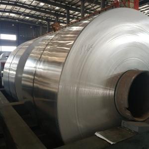 Quality Jumbo Roll Industrial Aluminum Foil for Evaporator Heater Radiator Condenser for sale