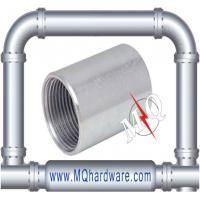 Quality Rigid Metal Pipe Coupling For Conduit Fitting 1/2 for sale