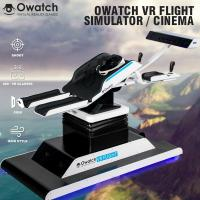 Quality Hot sale VR Flying Simulator 9D Virtual Reality Flight Simulator on sale for sale