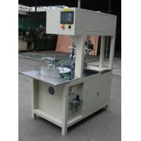 "Quality AC Type ""8"" Form Cable Coil Binding Machine / Cable Tie Machine CE Certificate for sale"