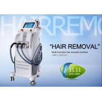 Quality Professional IPL RF Beauty Equipment For Hair Removal , Permanent Hair Removal Machine for sale