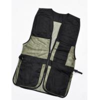 Quality Black Green Mesh Hunting Shooting Vest turkey hunting vest browning shooting vest for sale