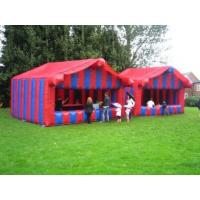 Quality Multicolour PVC Tarpaulin Oxford Cloth Inflatable Party Tent For Exhibition for sale