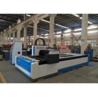 Quality 1500W Fiber CNC Laser Cutting Machine 1500 X 3000mm for Various Metals for sale
