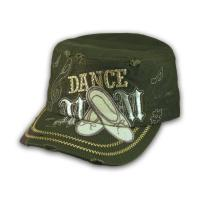 Quality Striped Acrylic Cotton Military Baseball Caps , Custom Trucker Hat For Men for sale