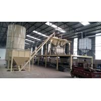 Quality Fireproof Composite Insulation Wall Panel Forming Machine , Sandwich Wall Panel Machine for sale