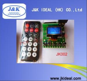 China JK002 Audio Recording USB SD mp3 sound PCBA on sale