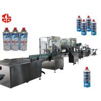Automatic Butane Gas Refilling Machines