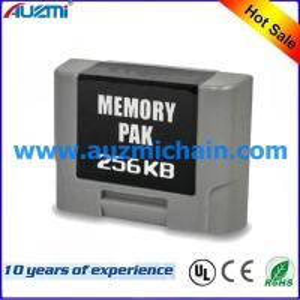 Quality N64 256KB Memory Pak for sale