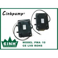Quality Black Color High Output Micro Diaphragm Air Pump With Long Service Lifetime for sale