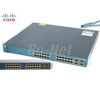 Quality Used Cisco WS-C3560G-24PS-S 24Port 10/100/1000M POE Switch Managed Network Switch C3560G Series Pass The Test In Stock for sale
