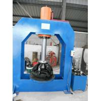 Forklift solid tyre press machine, TP120-120TON
