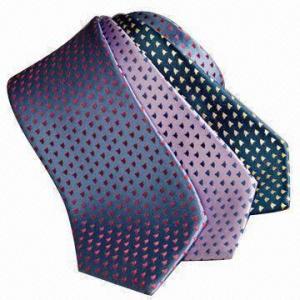China Classical Silk Cravat Ties, Handmade on sale