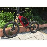 Quality High Strength Electric Assist Mountain Bike Motorized Full Suspension Mountain Bike for sale