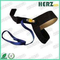Quality 1M Ohms Resistor ESD Safety Strap / Heel ESD Grounding Strap Conductive Rubber Material for sale